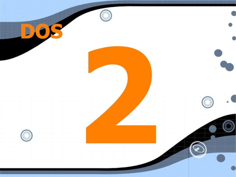 DOS 22