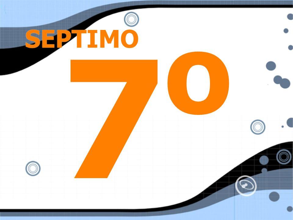 SEPTIMO 7o7o 7o7o
