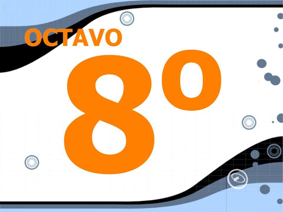 OCTAVO 8o8o 8o8o