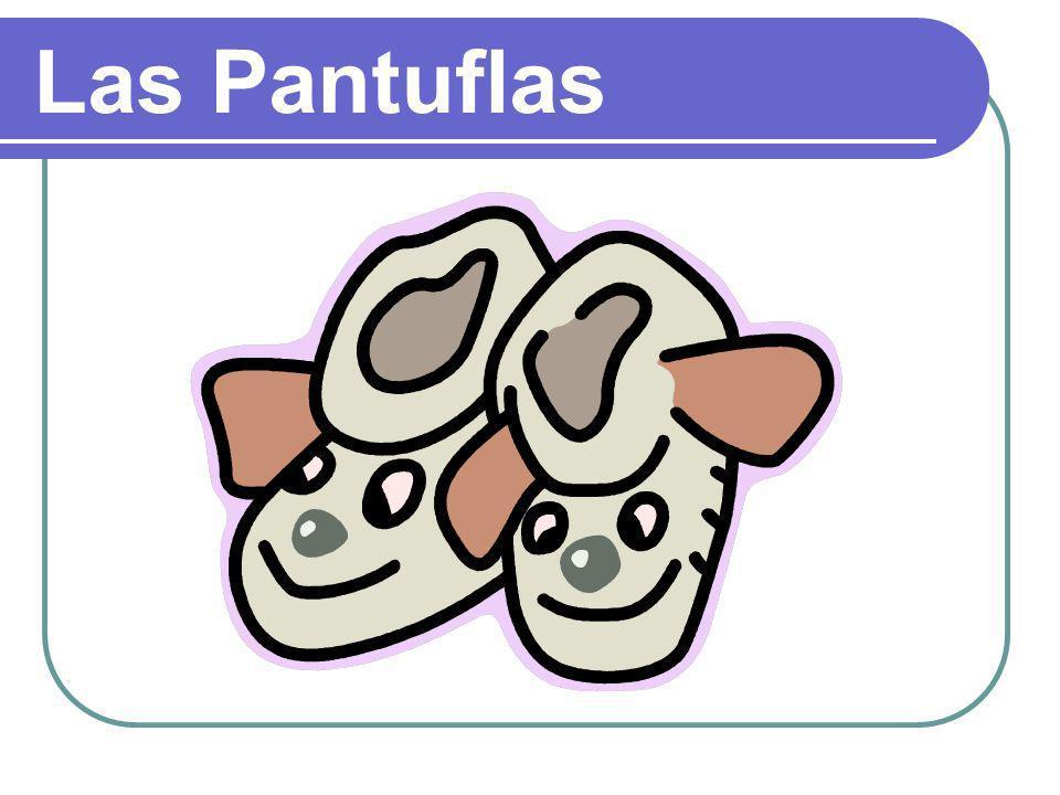 Las Pantuflas