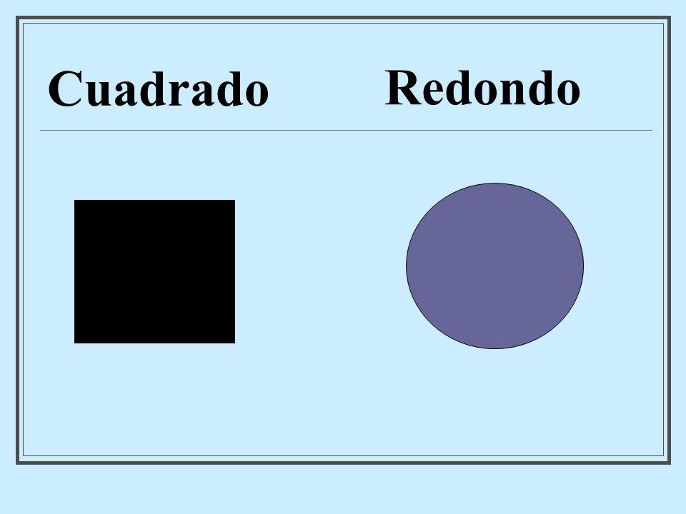 Cuadrado Redondo