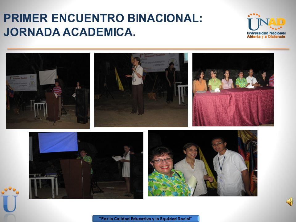Por la Calidad Educativa y la Equidad Social ZONA AMAZONIA ORINOQUIA 25 AÑOS CUMARIBO EVENTO ACADEMICOS