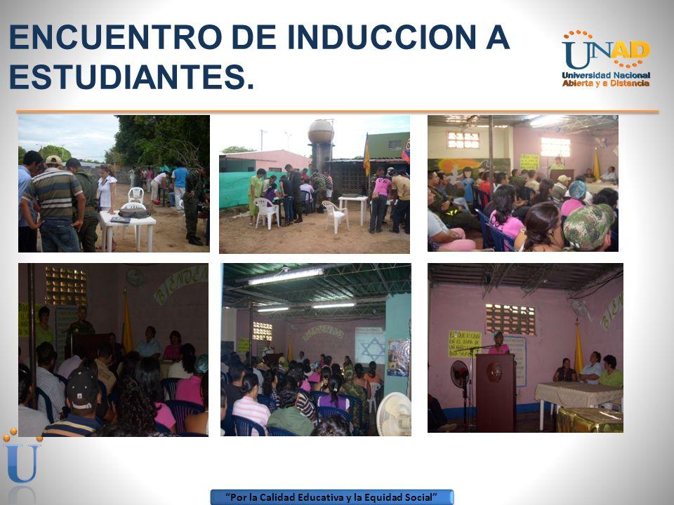 Por la Calidad Educativa y la Equidad Social PRIMER ENCUENTRO BINACIONAL: JORNADA ACADEMICA.