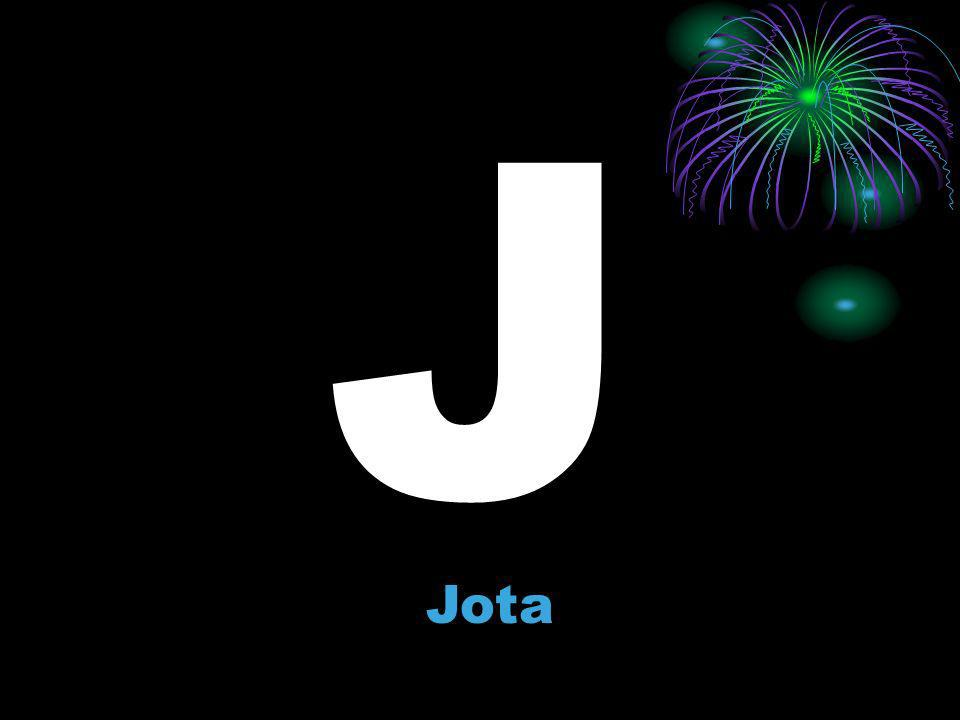 J Jota