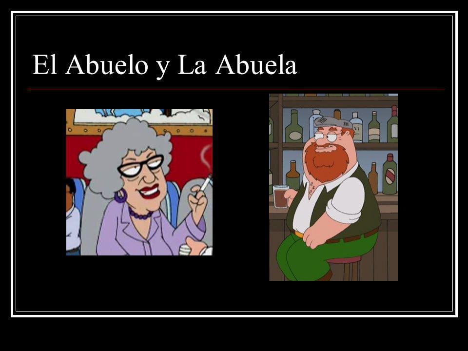 El Abuelo y La Abuela