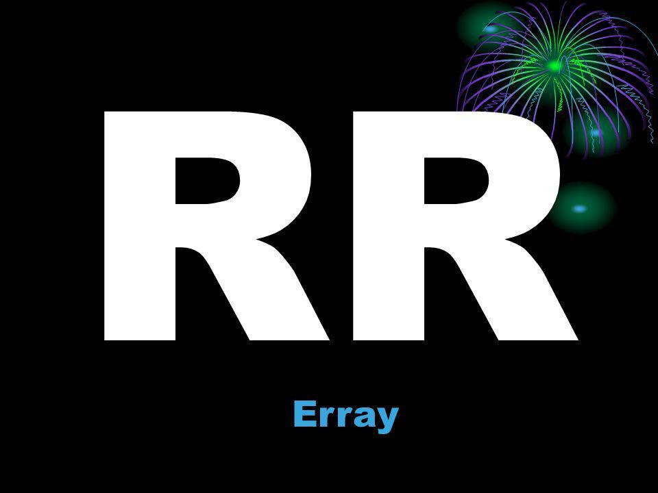 RR Erray