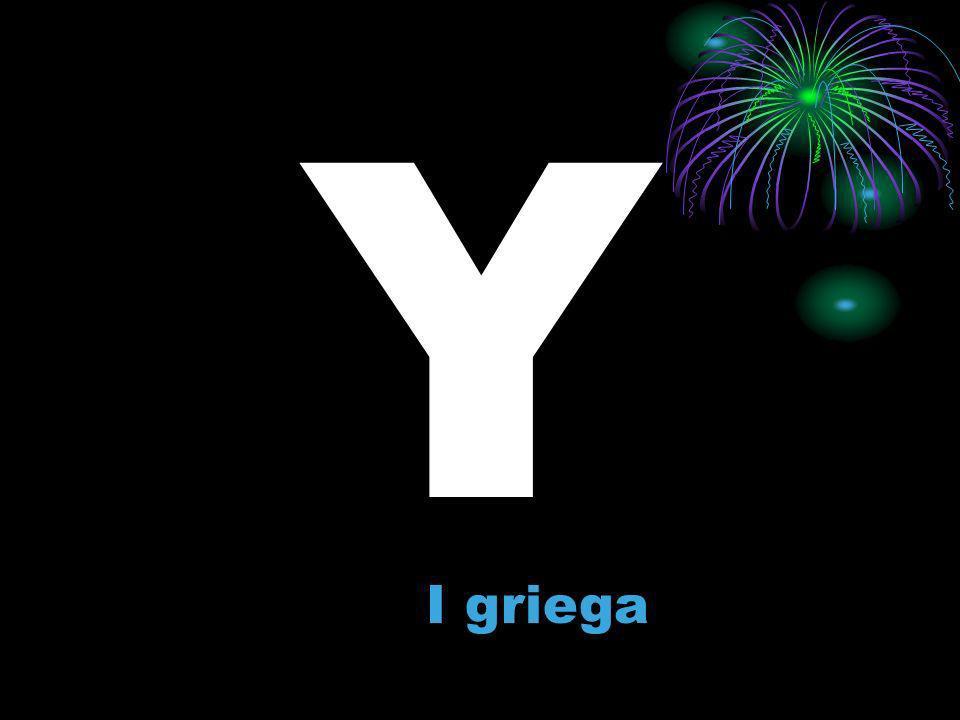 Y I griega