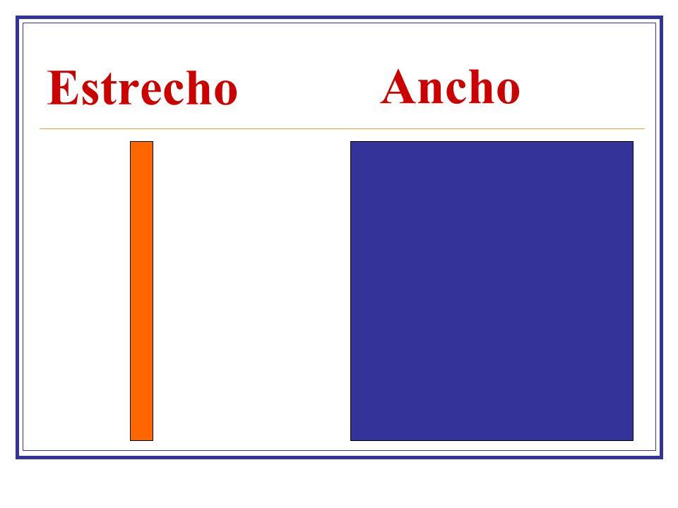 Estrecho Ancho