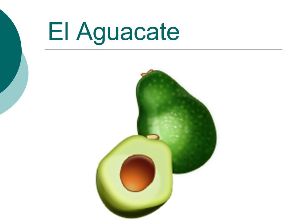 El Aguacate