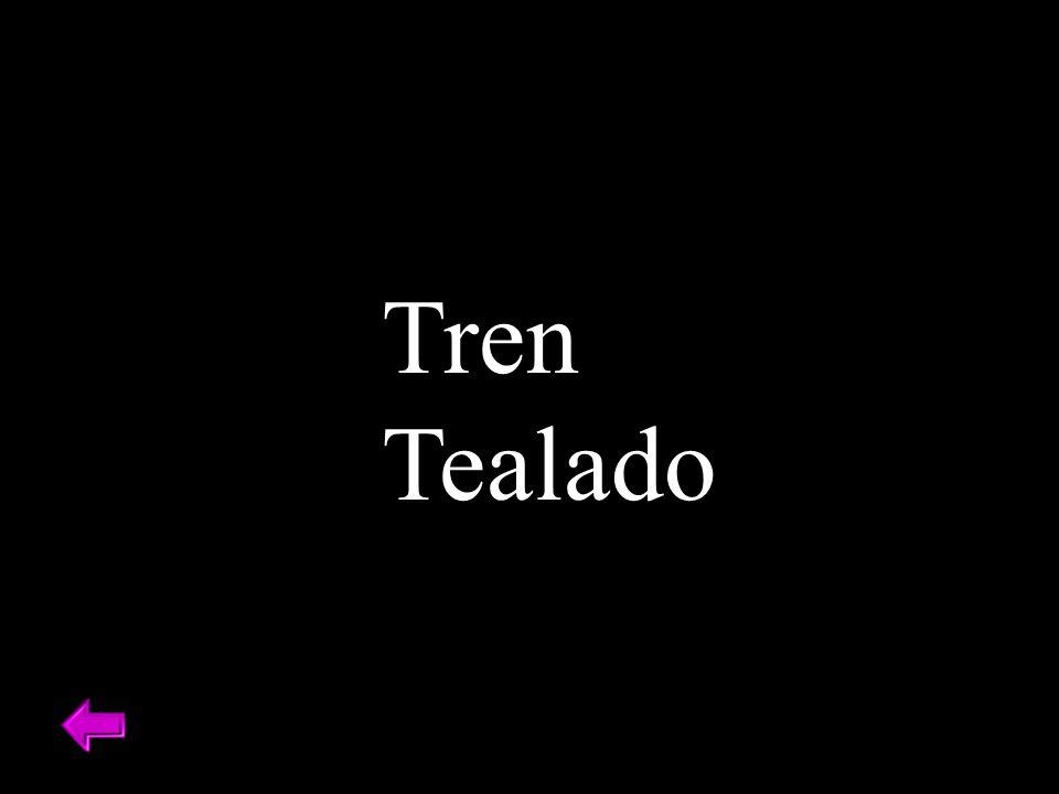 Tren Tealado