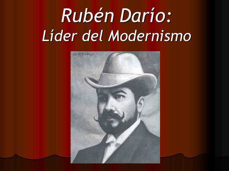 Rubén Darío: Líder del Modernismo