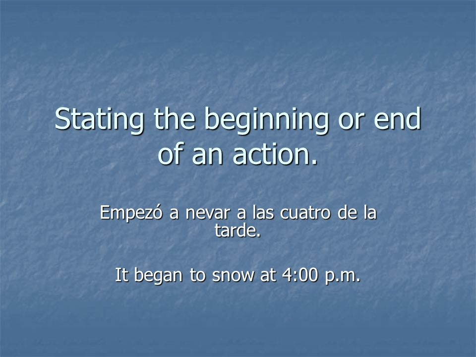 Leer, creer, and oír are examples of this rule.
