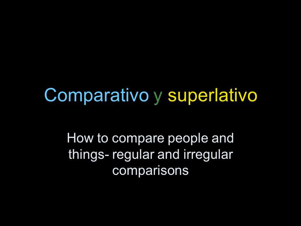 Comparativo más _adj_ que Elvia es más alta que Sofia.