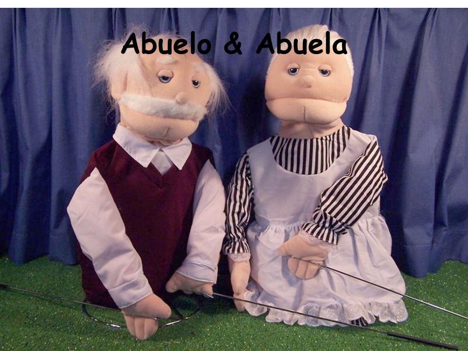 Abuelo & Abuela