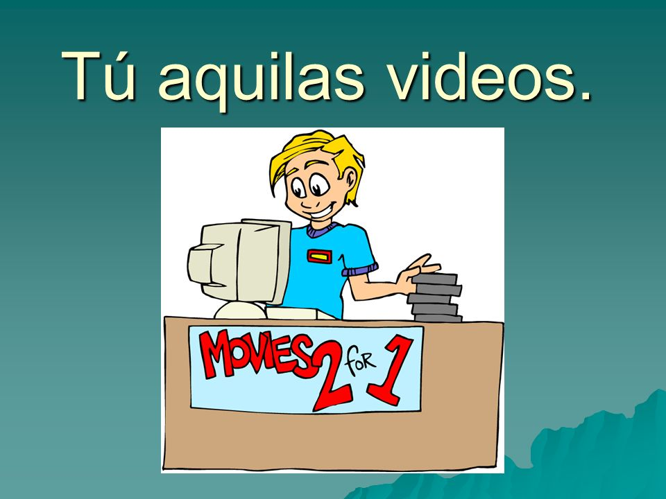 Tú aquilas videos.
