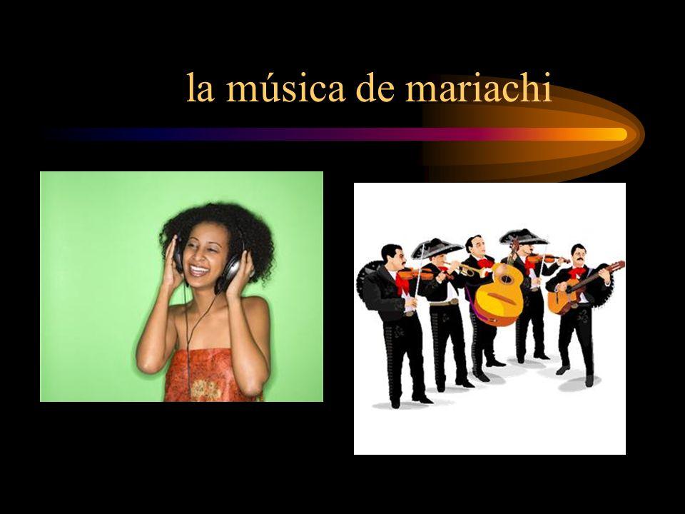 la música de mariachi