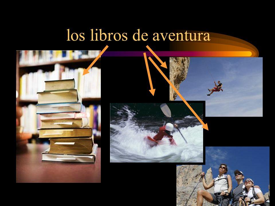 los libros de aventura