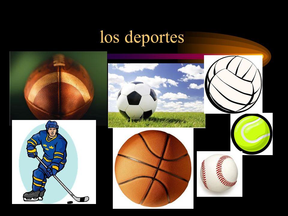 los deportes