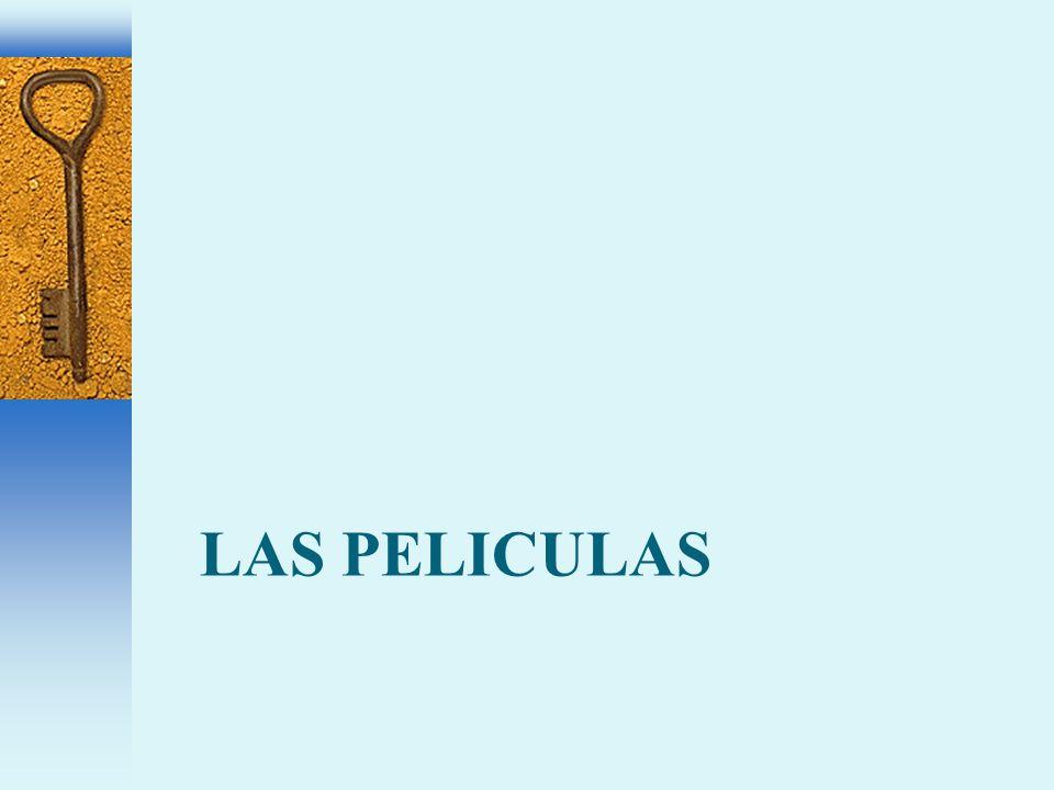 LAS PELICULAS