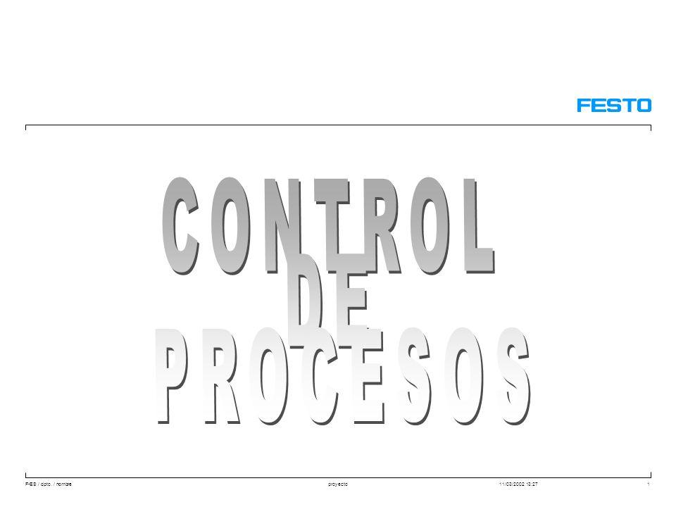 F-ES / dpto./ nombre11/03/2002 13:27proyecto52 Añade a su salida la desviación respecto al tiempo.