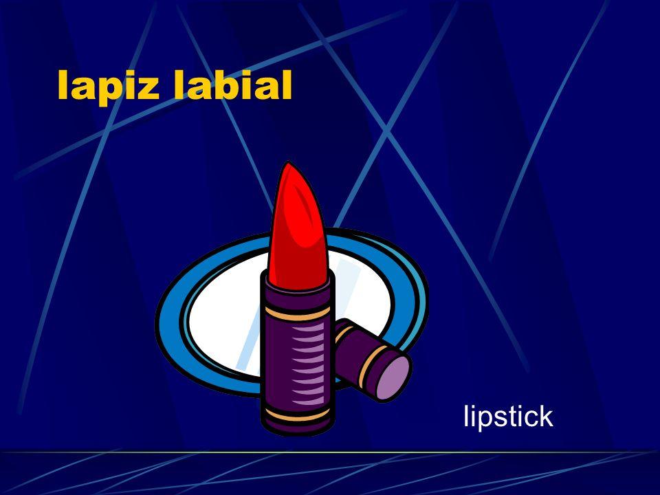 lapiz labial lipstick