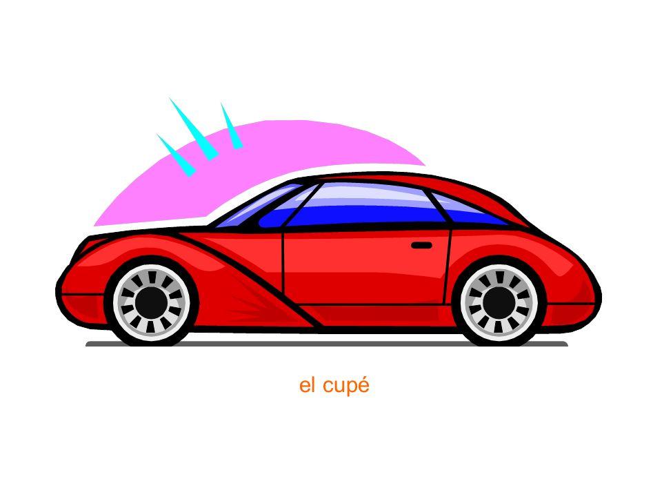 el coche deportivo