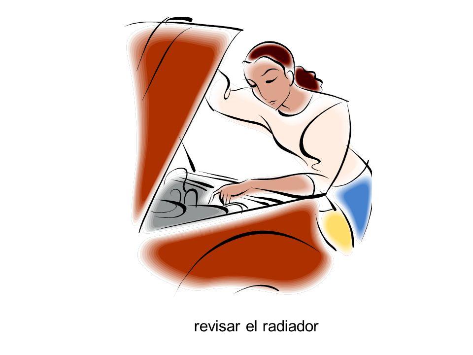 revisar el radiador