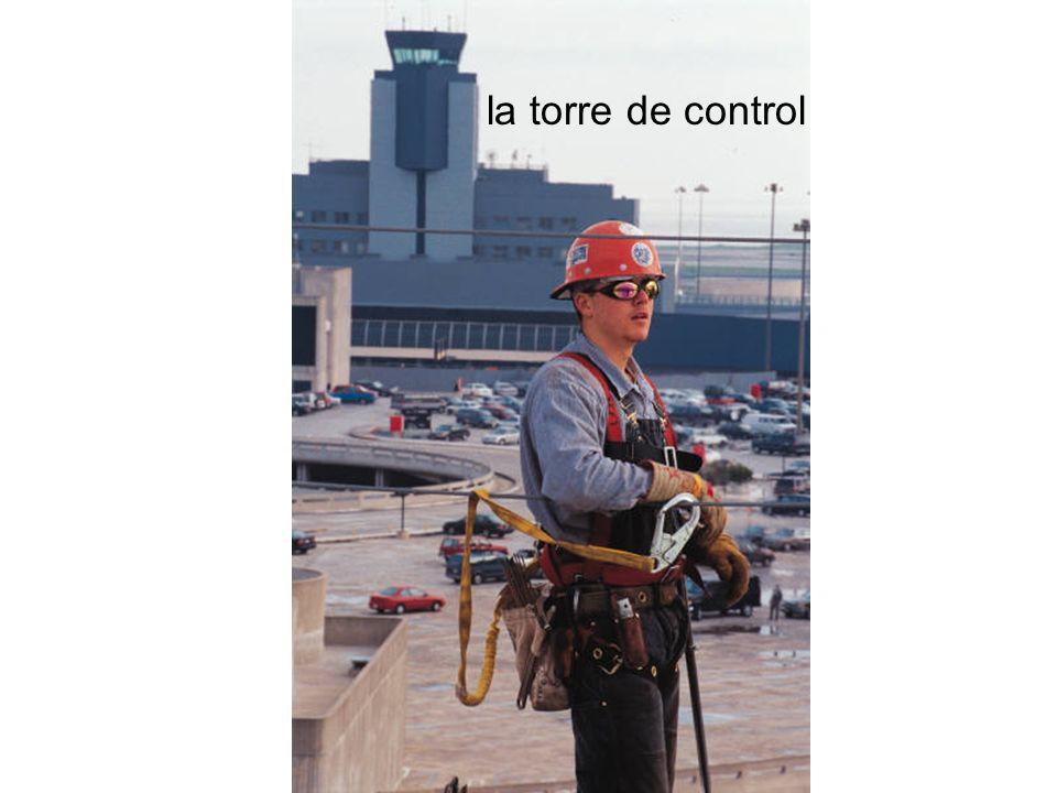 la torre de control