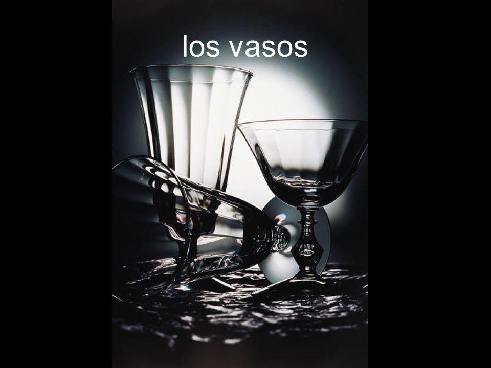 los vasos