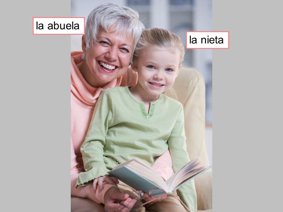 la abuela la nieta