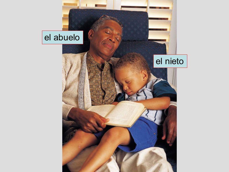 el nieto el abuelo
