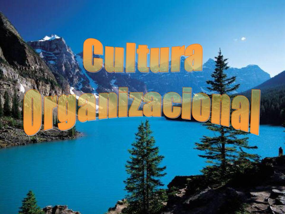 LA CULTURA DE LA ORGANIZACIÓN Cultura: La compleja mezcla de supuestos, conductas, relatos, mitos, metáforas y demás ideas que encajan unos con otros y definen lo que significa ser miembro de una sociedad concreta.