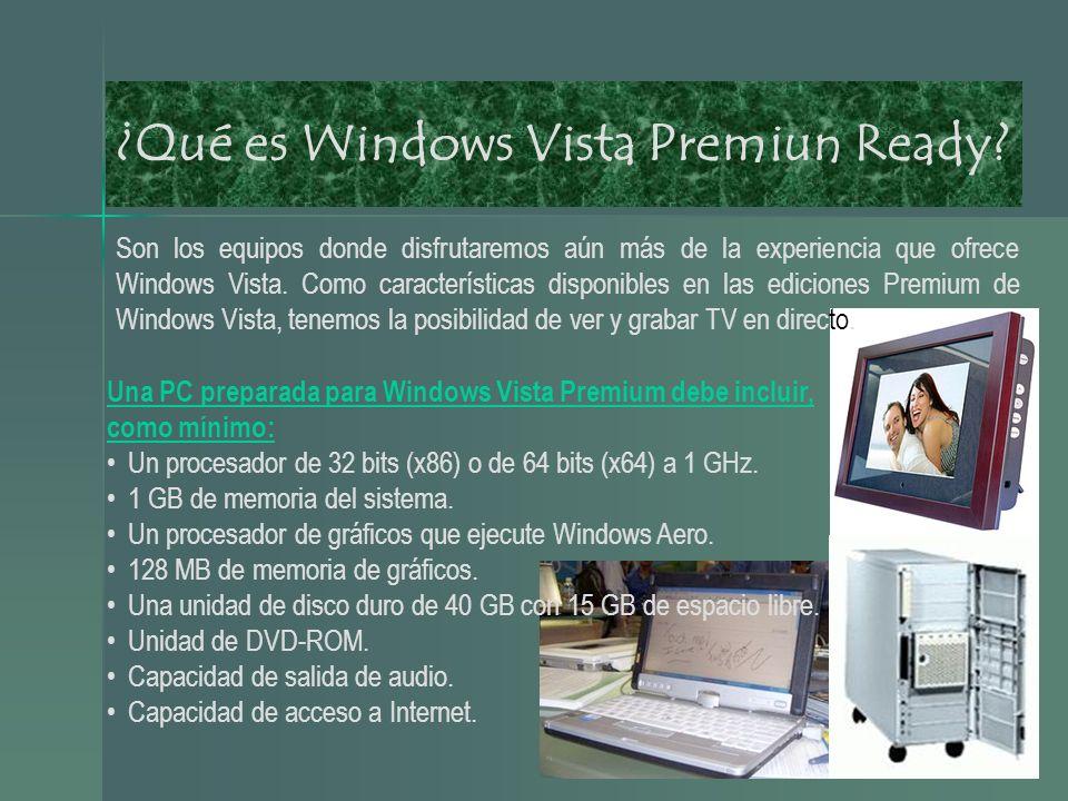 Valor Agregado: Con Windows Vista, todos estos pasos se han simplificado para reducir los costos de implementación: 1.