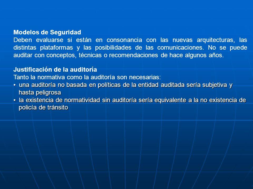 17.5AUDITORIA DE LA SEGURIDAD FISICA Se evaluaran las protecciones físicas de datos, programas, instalaciones, equipos, redes y soportes y por supuesto las personas.