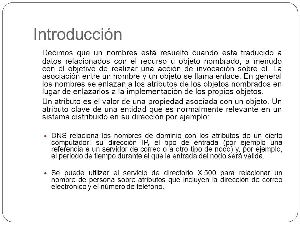 Los clientes acceden al directorio estableciendo una conexión al servidor y enviándole solicitudes de acceso.