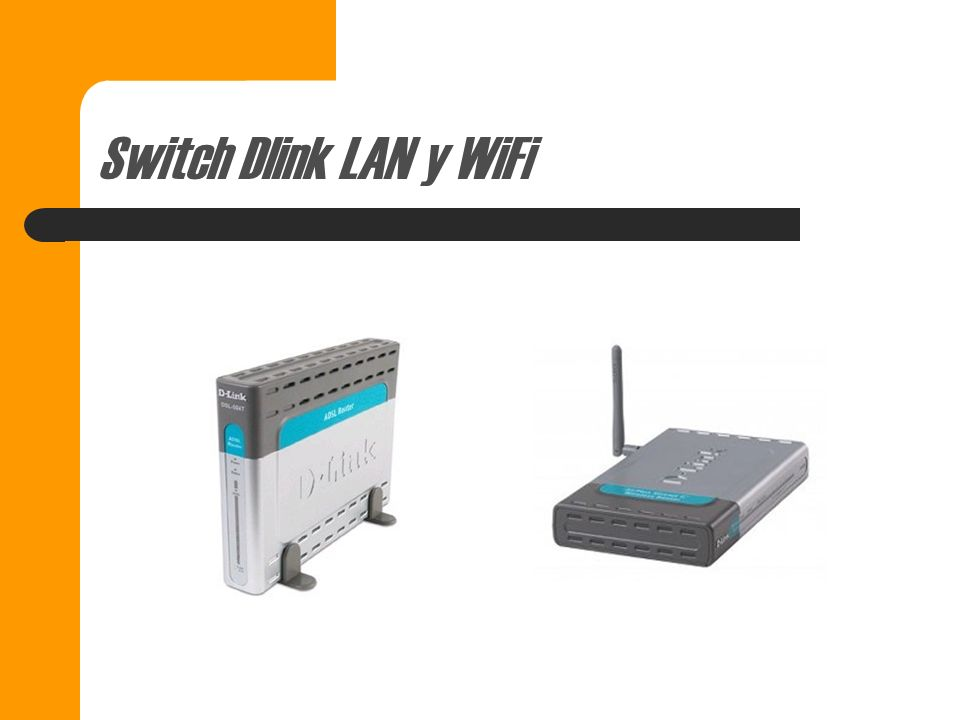 Switch Un switch (en castellano