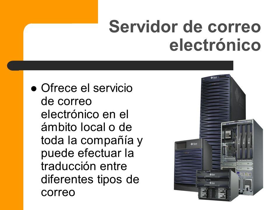 Son unos equipos potentes que permiten servicios a uno o mas PCs clientes, por ejemplo acceso a archivos, aplicaciones, cola de impresión, acceso remo