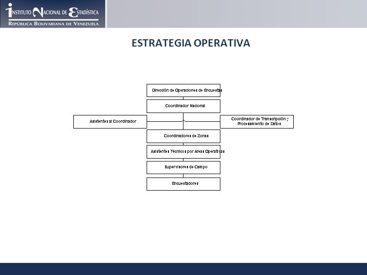 ESTRATEGIA OPERATIVA