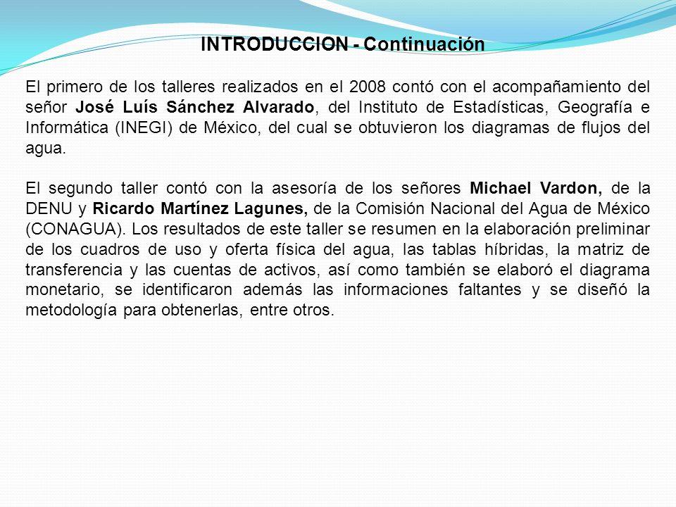 El primero de los talleres realizados en el 2008 contó con el acompañamiento del señor José Luís Sánchez Alvarado, del Instituto de Estadísticas, Geog