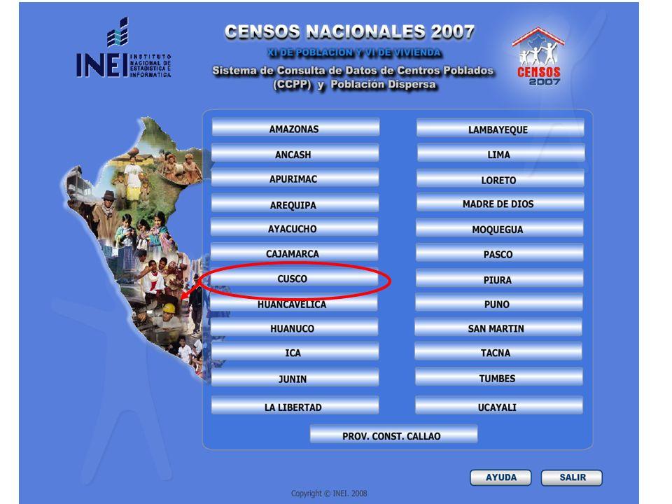 http:// www.inei.gob.pe / VISITENOS AL Y ESCRIBANOS AL infoinei@inei.gob.pe