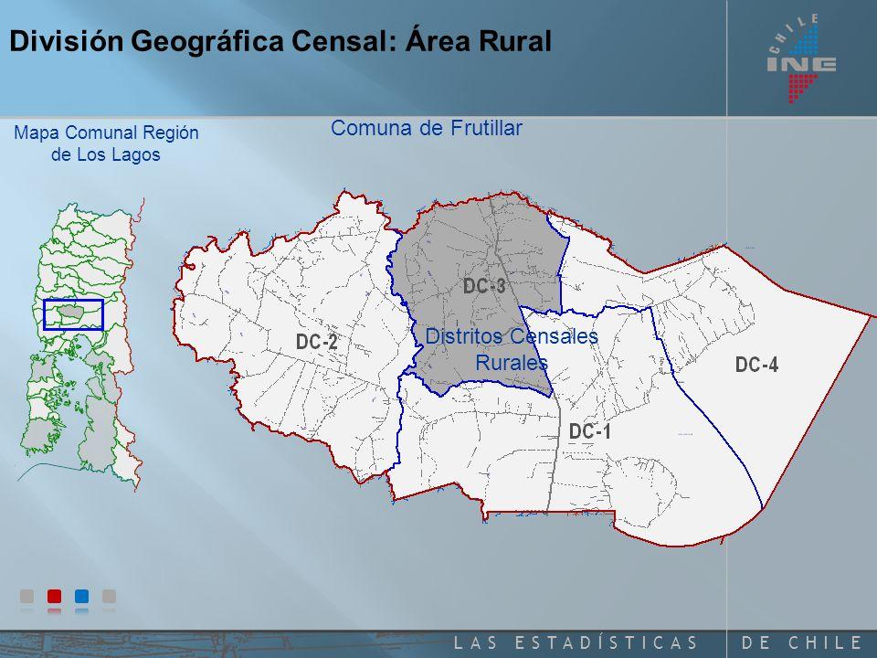DE CHILELAS ESTADÍSTICAS División Geográfica Censal: Área Urbana F1: CROQUIS DE MANZANA Y SECTOR DE EMPADRONAMIENTO