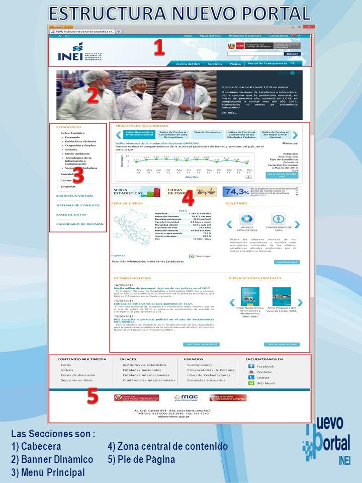 El Índice Temático permite ubicar información fácilmente, contando con una breve descripción y la posibilidad de descargar la información en formato Excel