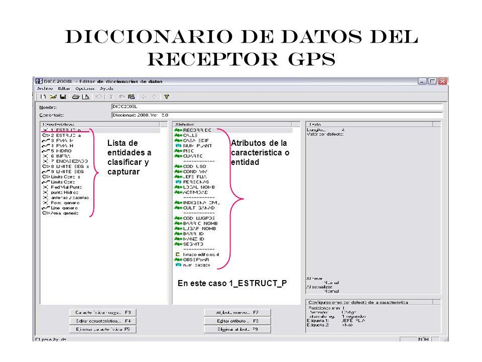 RECEPTORES GPS PARA LA ACTUALIZACIÓN CARTOGRÁFICA Geo Explorer XM Garmin Recon Geo Explorer XT