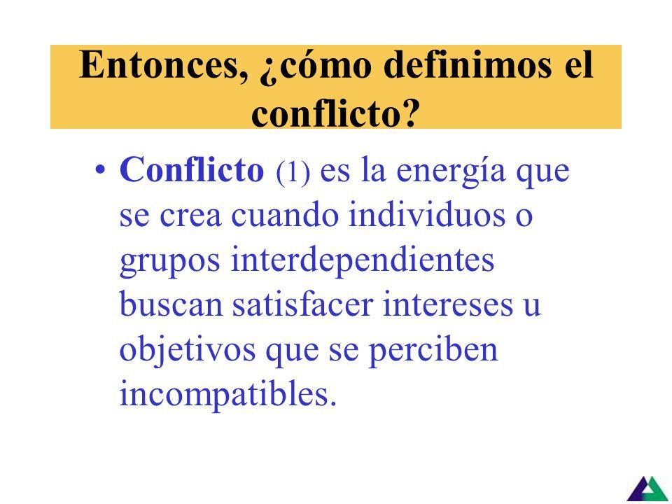 ¿Cuáles son las funciones del conflicto? Señalar la necesidad de modificar reglas, normas, leyes e instituciones. Indicarnos la importancia de las rel