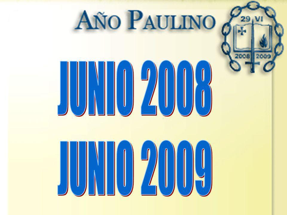 ¿QUÉ ES EL AÑO PAULINO.