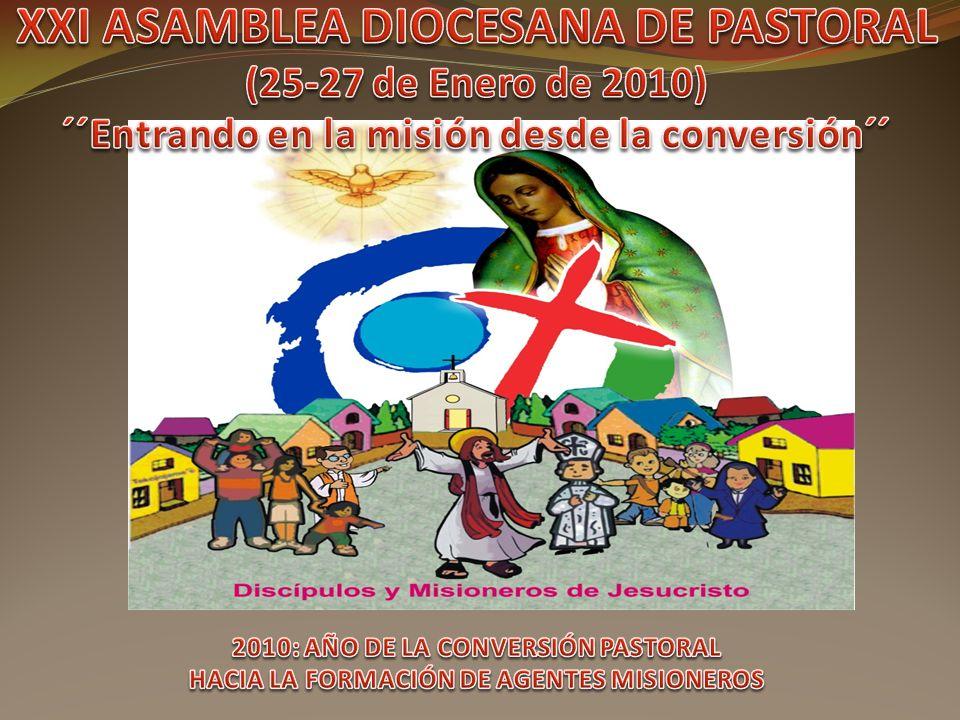 5.Convocar a todos los laicos para formarlos y enviarlos a misionar.