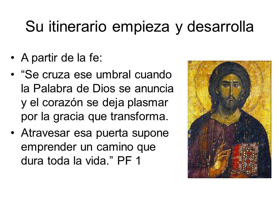 La principal responsabilidad recae en los equipos diocesanos que impulsan y coordinan la acción pastoral con la guía del Sr.