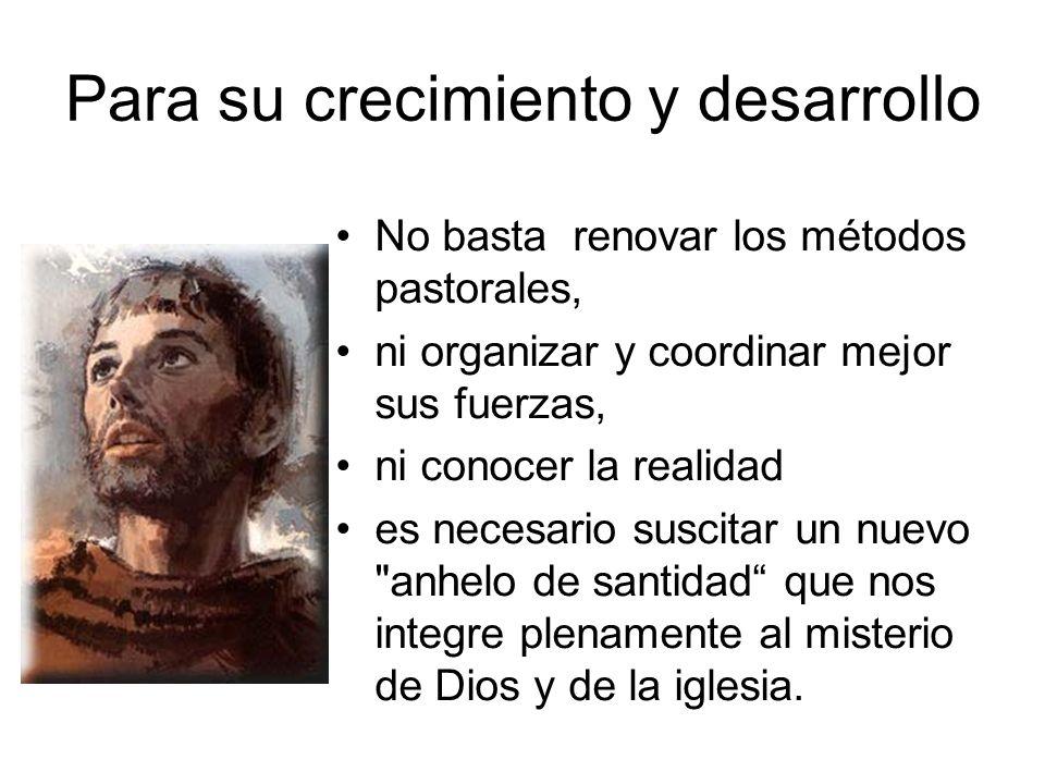 La Iglesia está llamada a repensar profundamente y a relanzar con audacia esa Misión en las actuales circunstancias latinoamericanas y mundiales.