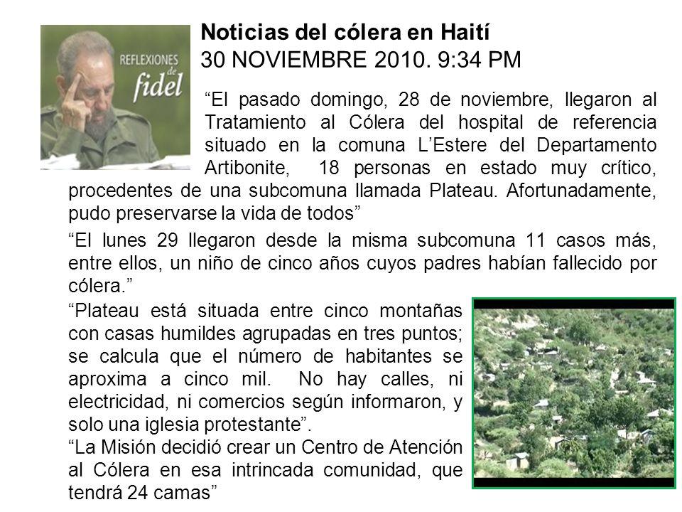 Pesquisa Activa Sub Comuna Adentro en la epidemia de cólera.