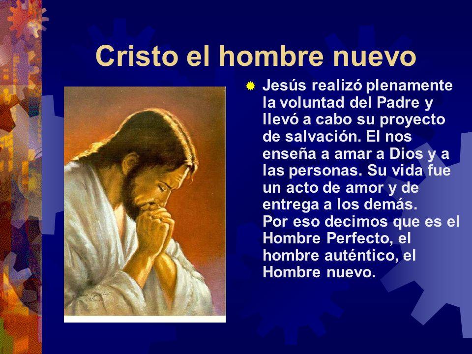 EL SER HUMANO A LA LUZ DE DIOS La visión que tienen los cristianos del ser humano es consecuencia de la revelación de Dios. La razón más alta de la di